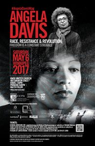 Angela Davis: Winnipeg @ Knox United Church